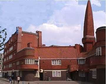 Amsterdams schoolvoorbeeld
