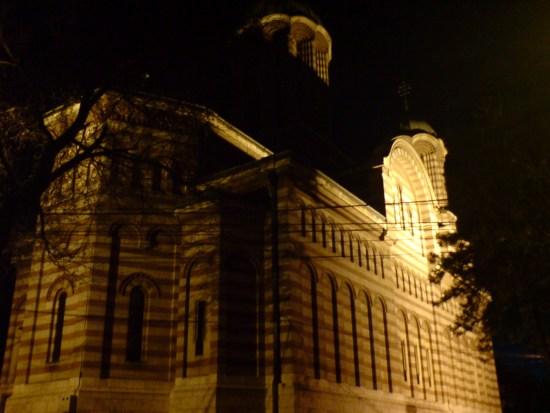 Metropolitan Cathedral of St. Demetrius - Craiova city sightseeing   Private car tour of Romania