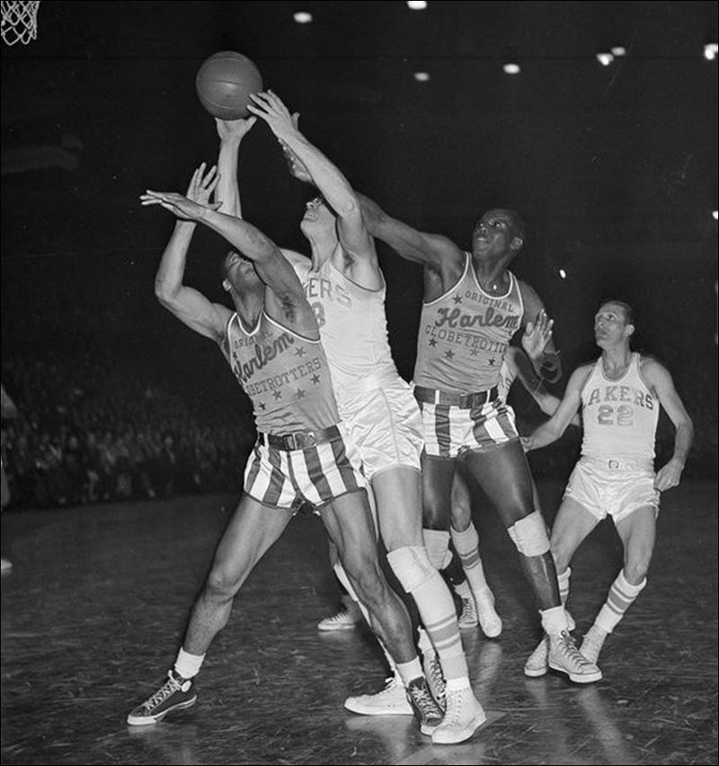 1948 Globetrotters Lakers Game Wikipedia