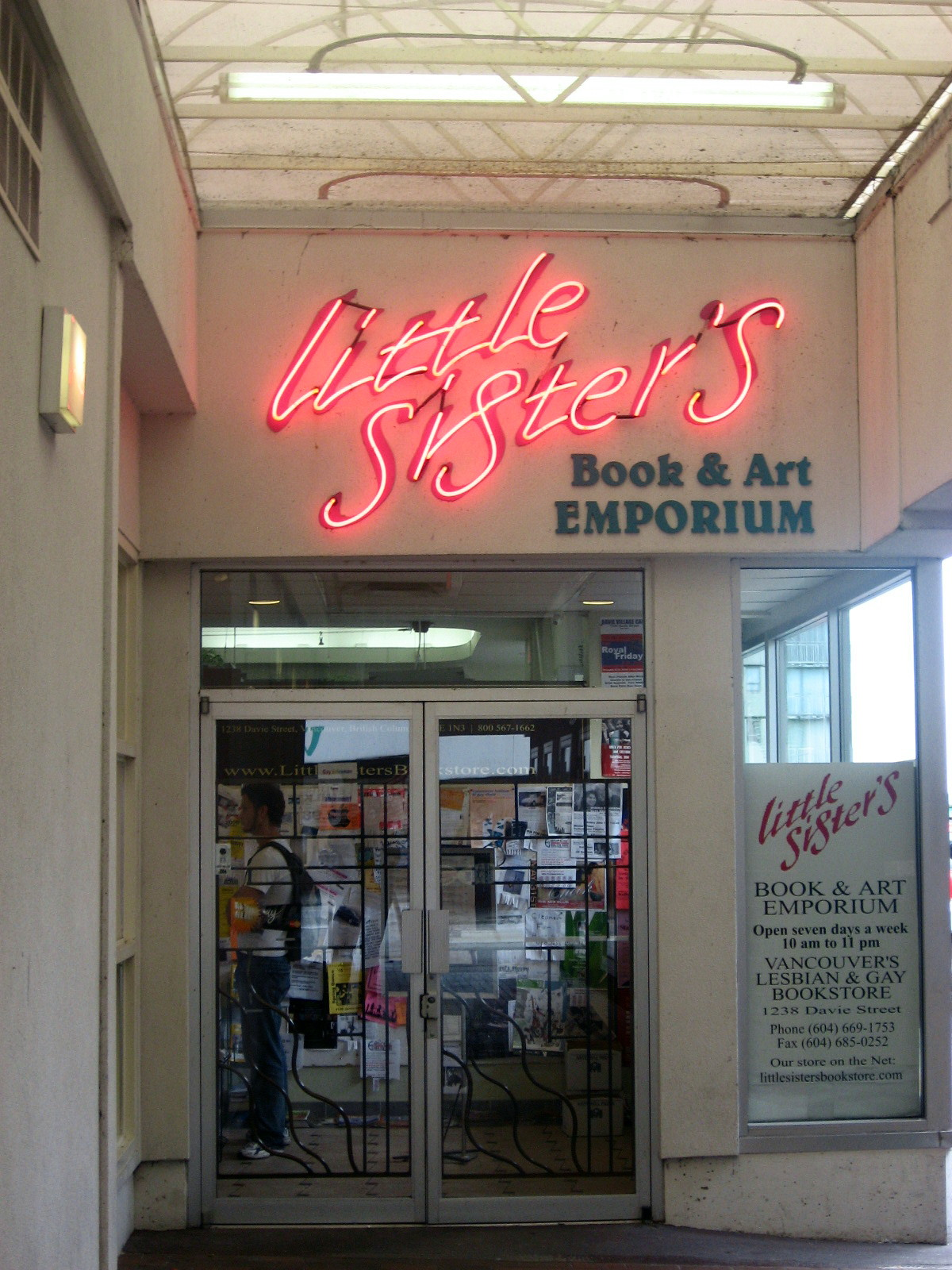 Little Sister S Book And Art Emporium Wikipedia