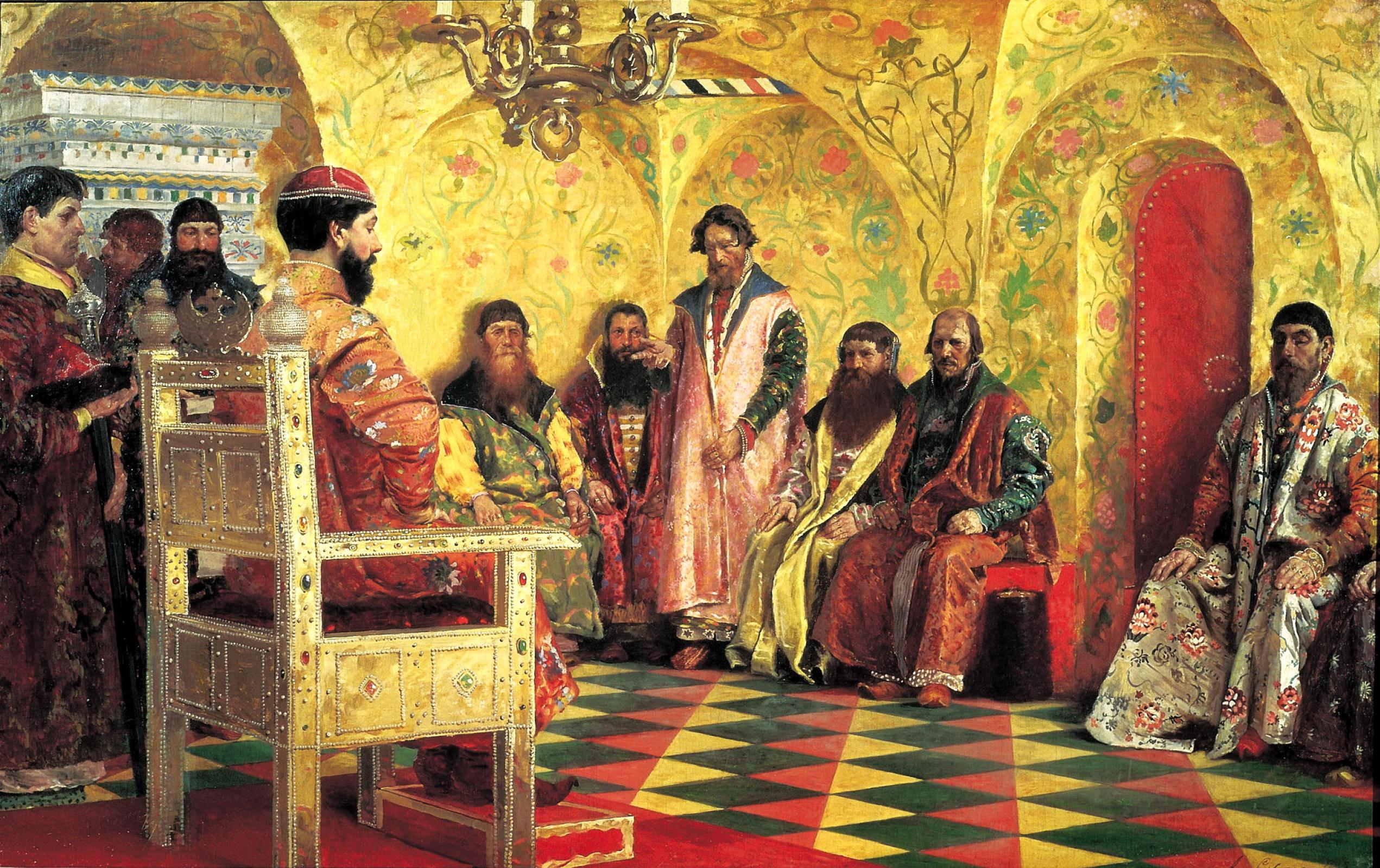 https://i2.wp.com/upload.wikimedia.org/wikipedia/commons/b/b8/Tsar_boyar_duma.jpg
