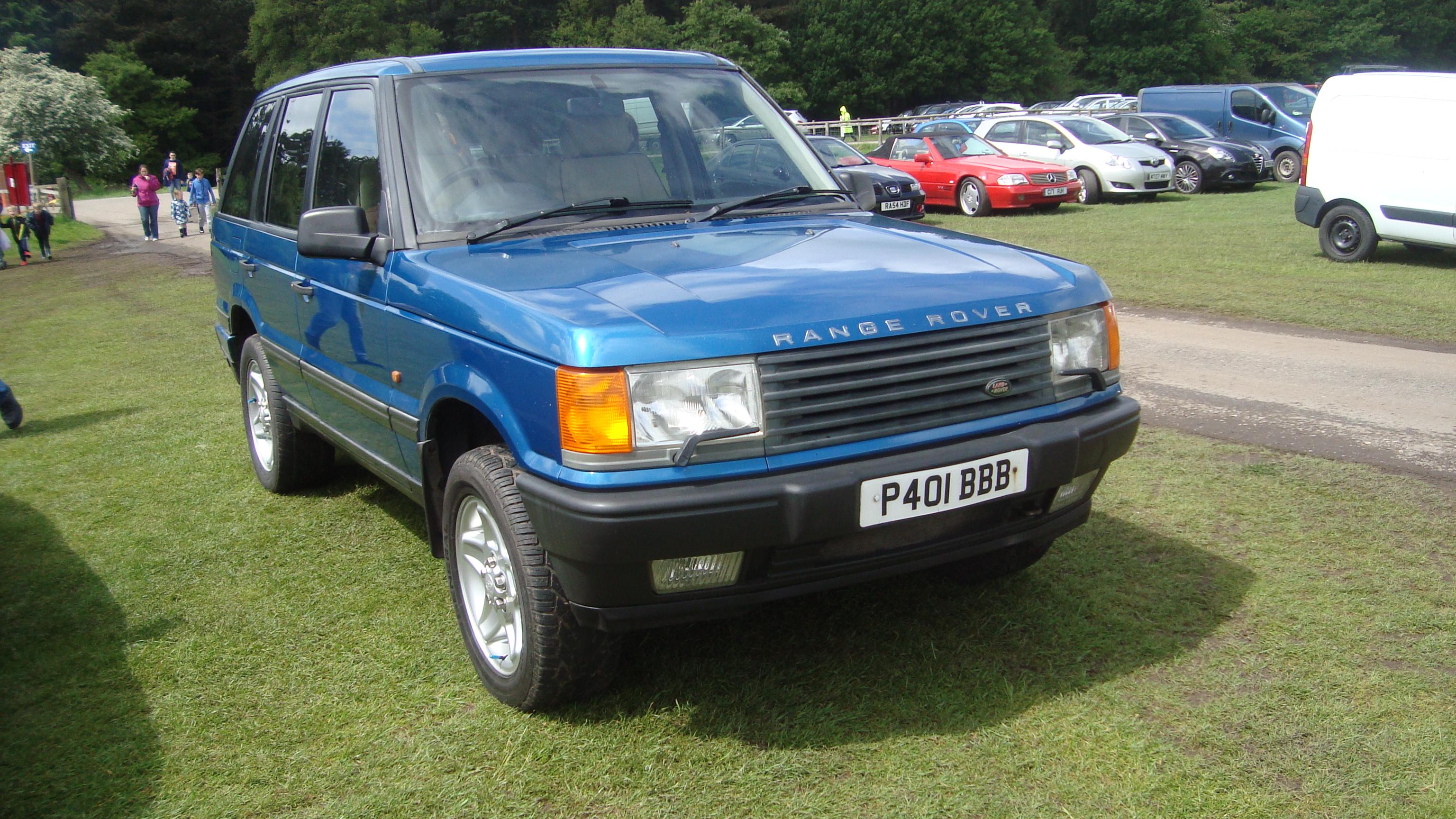 File 1997 Range Rover 4 0 SE Auto Wikimedia