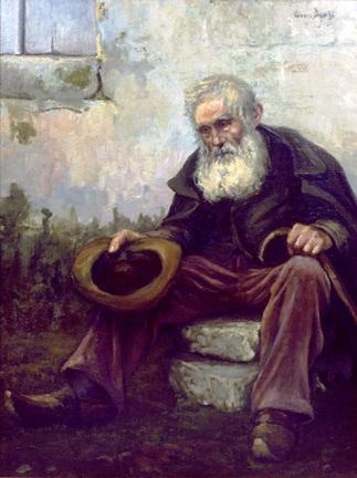 Portrait of a Beggar