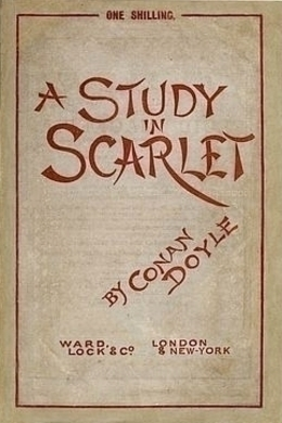 "Cover of the first edition of the book ""A..."