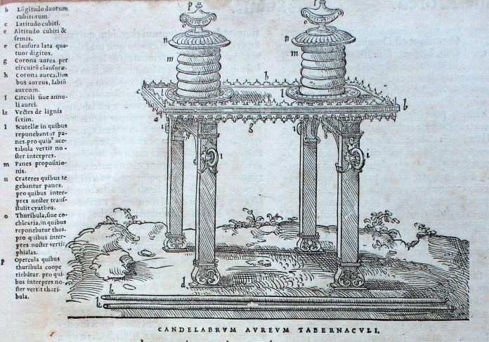 "Biblia, (1547?) ""Candelabrum Aureum Tabernaculi"". (9235939491).jpg"