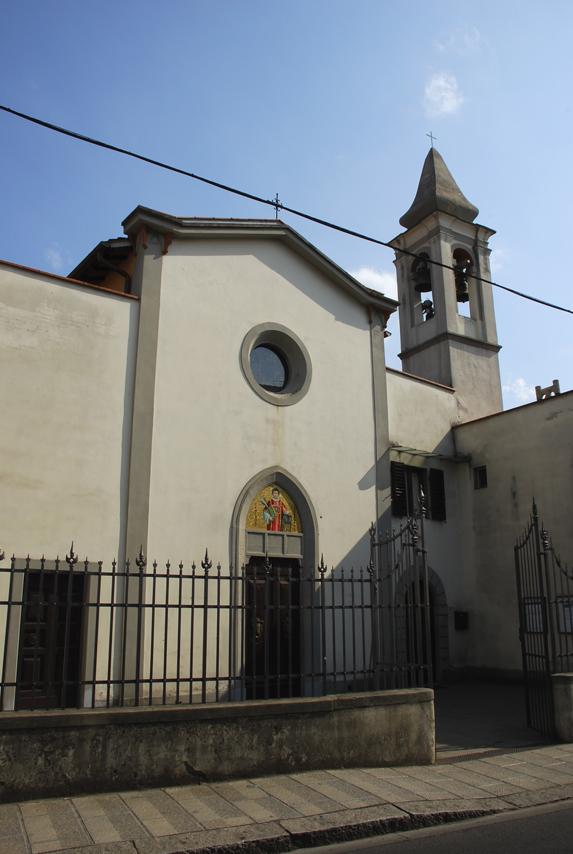 Chiesa Di San Lorenzo A Ponte A Greve Wikipedia