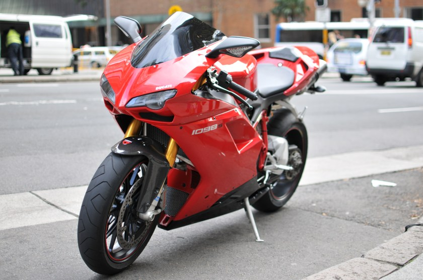 Supersport A Superbike