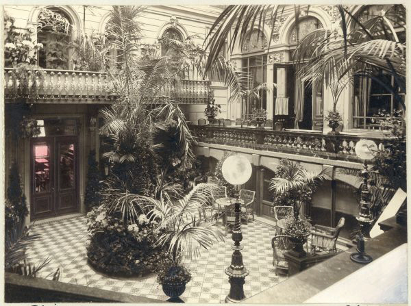 Grand Hotel Haglund år 1900