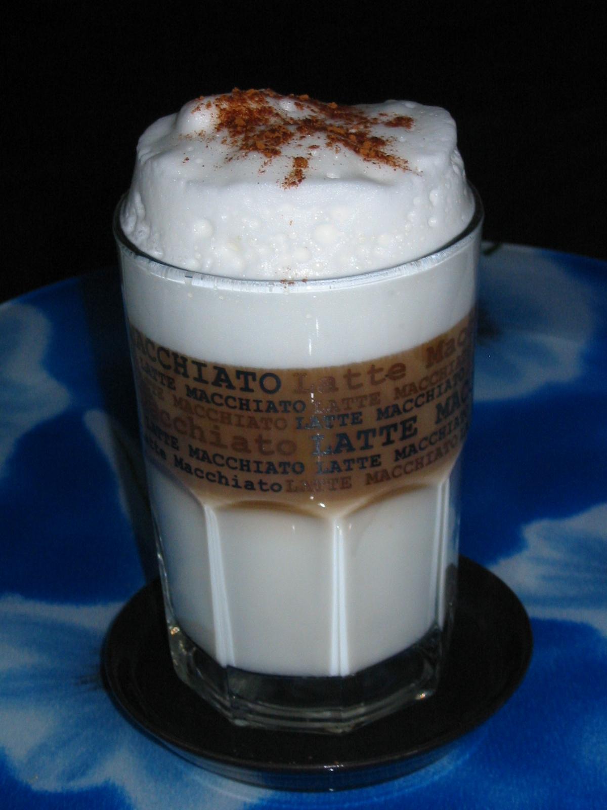 Latte Macchiato Wikipedia