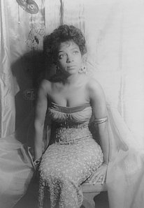 Actress Ruby Dee CREATED/PUBLISHED 1962 Sept. ...