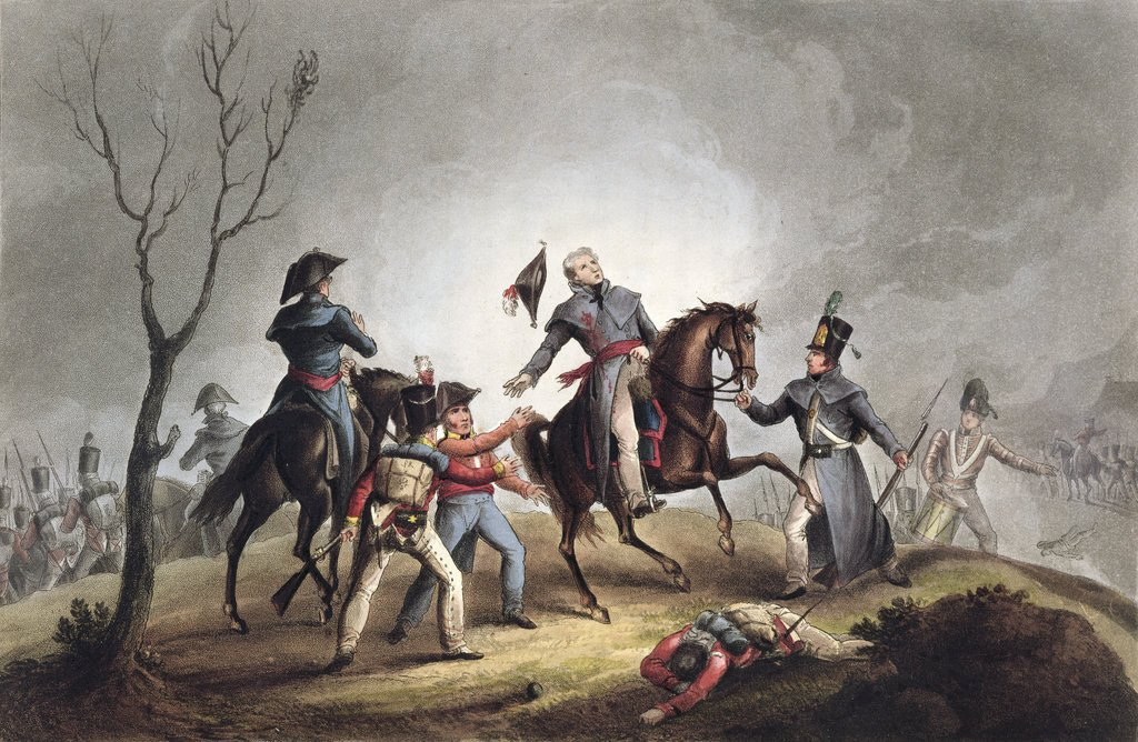 Image result for battle of corunna