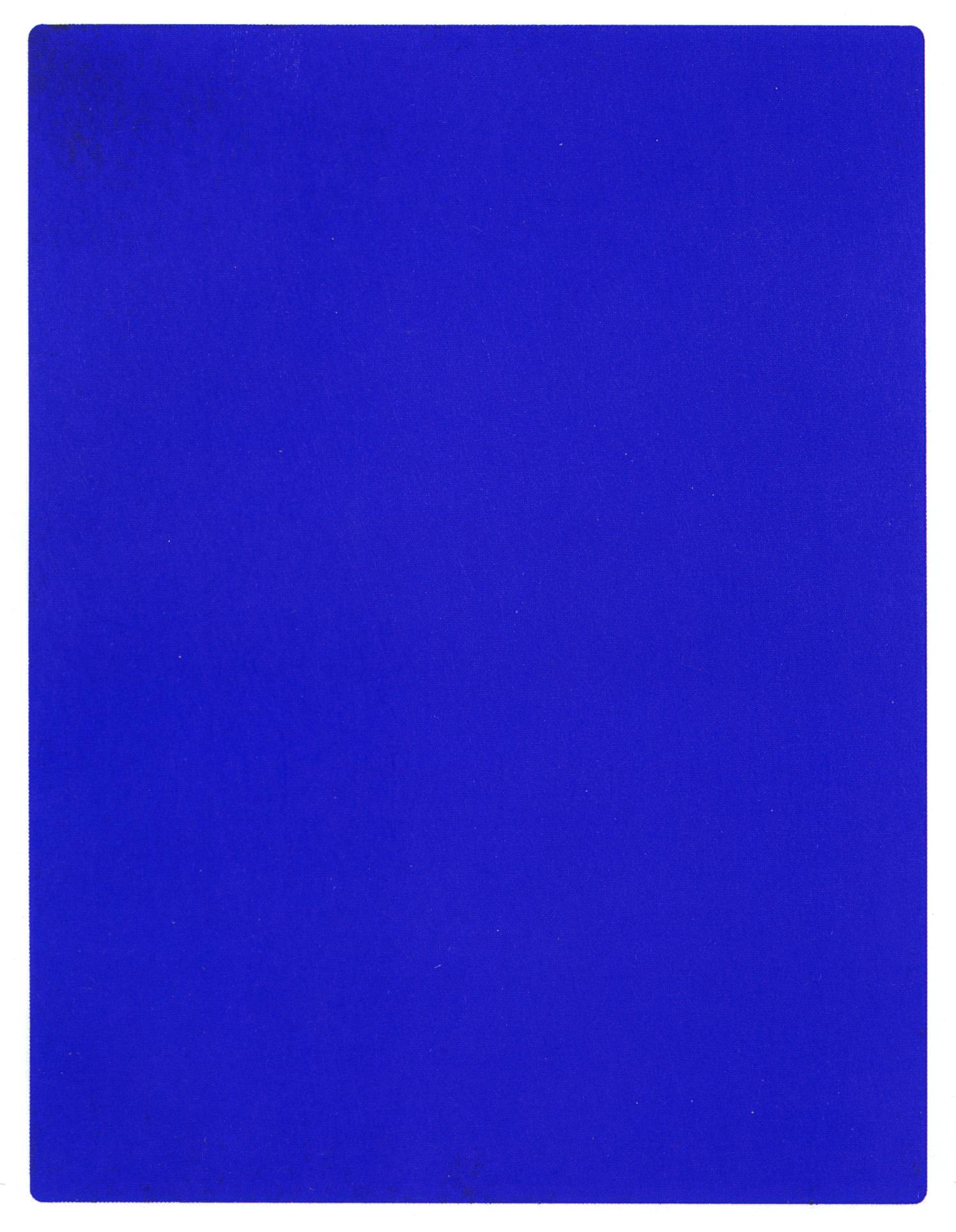 International Klein Blue Wikipedia
