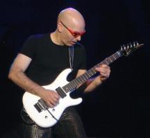 joe satriani - maestro virtuoso - chitarra elettrica
