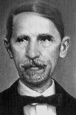 Retrato de Juan Pablo Duarte, padre de la patr...