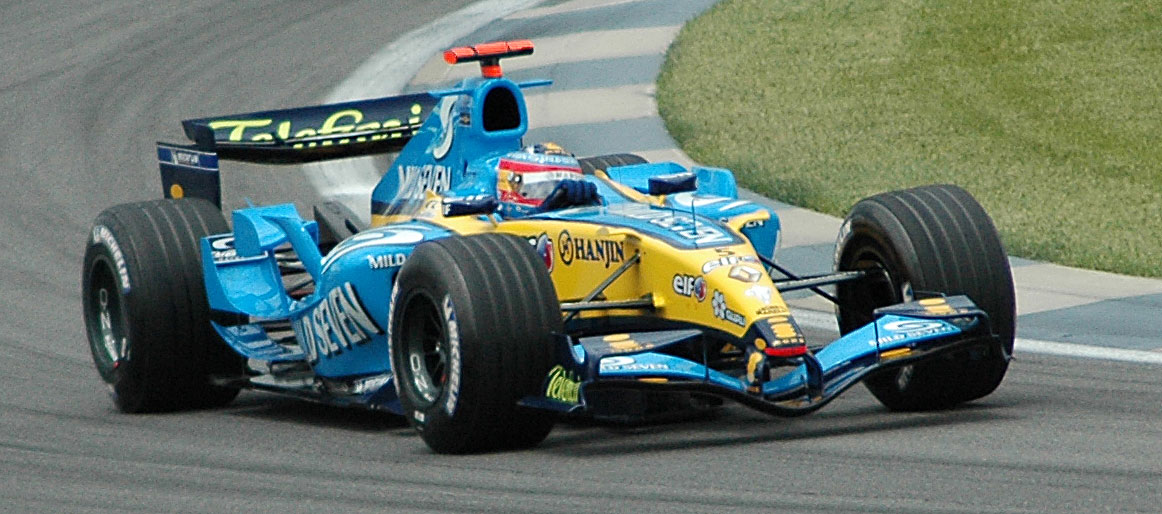 Fernando Alonso - Williams Renault