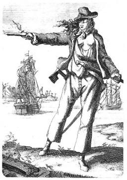 Bonney, Anne (1697-1720)