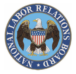 English: Color logo of the National Labor Rela...