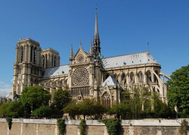 Risultati immagini per cattedrale di notre dame
