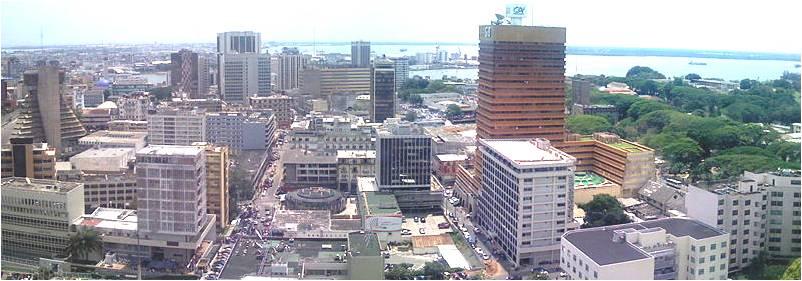 Abidjan, Quelle: Wikimedia Commons, GNU FDL, Autor: Zenman+Marku1988