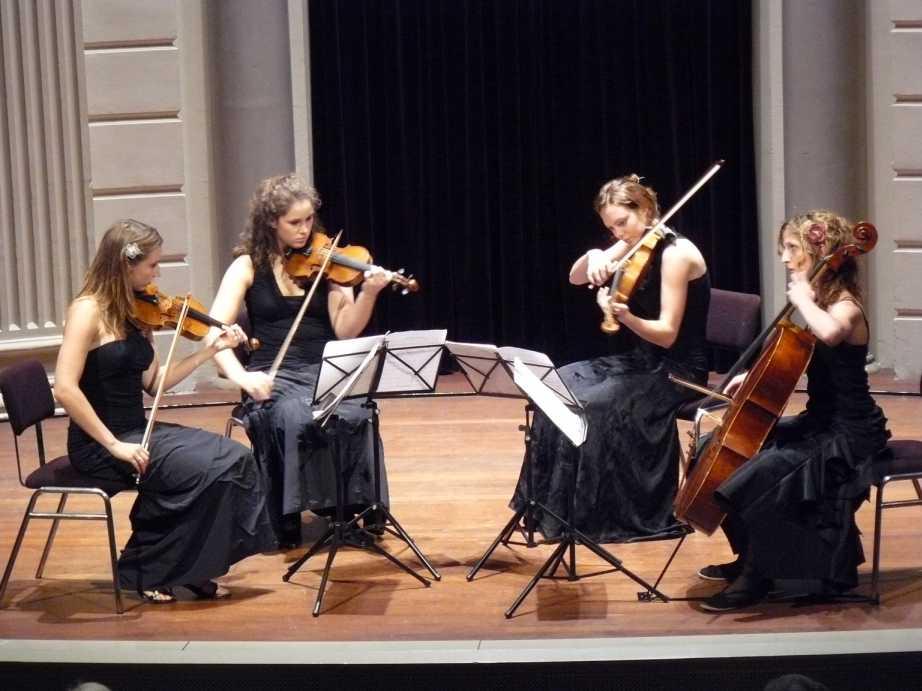 Quatuor Cordes Wikipdia