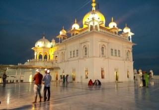 Takhat Sri Kesgarh Sahib - Anandpur Sahib, Punjab