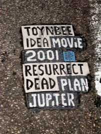Toynbee Tile, 13th & Chestnut Sts., Philadelph...