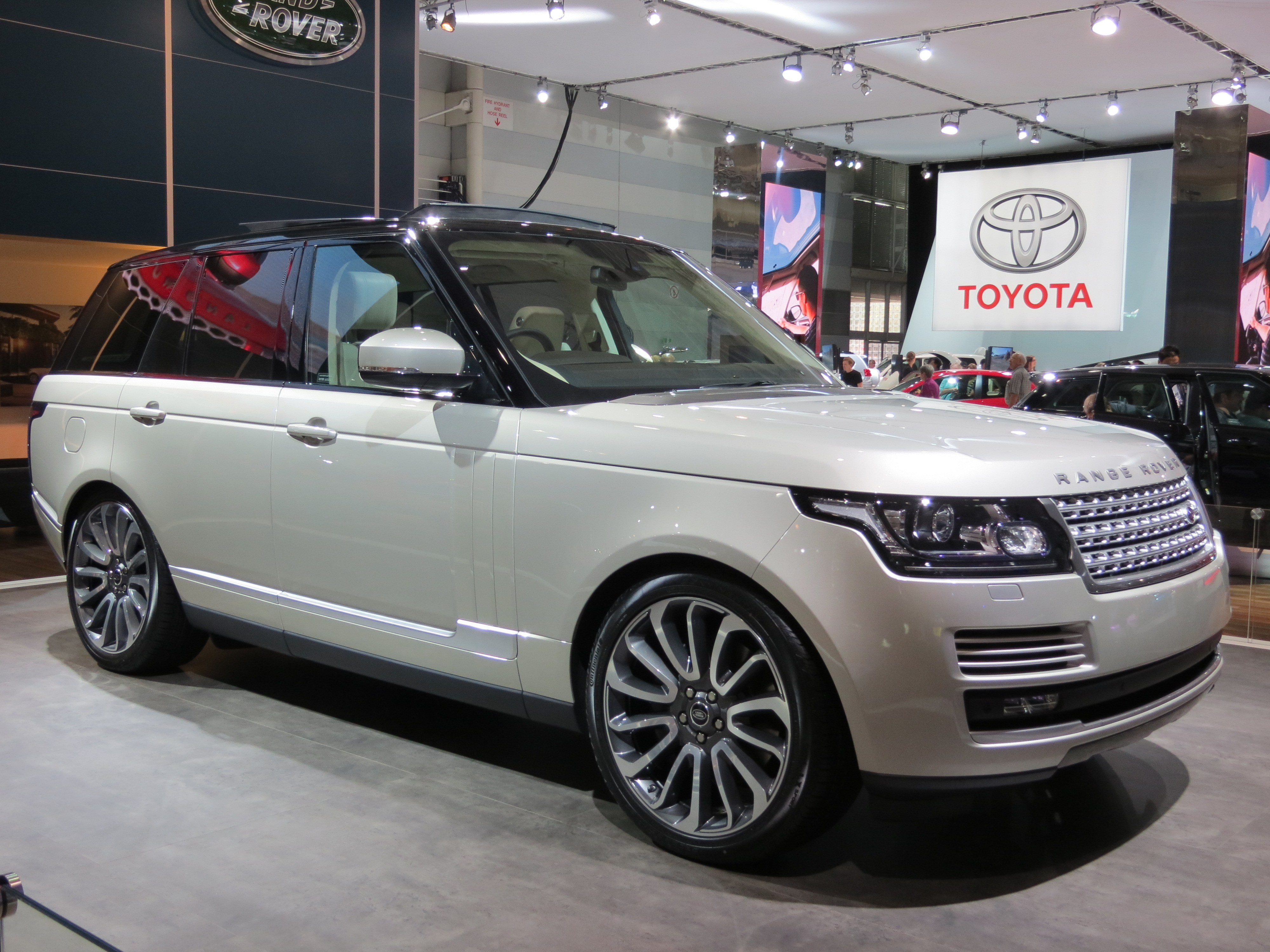 New Range Rover All New Car Price and Review 2018 2019 by Sara D