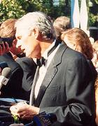 Alan Alda on the red carpet at the Emmys 9/11/94
