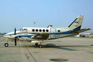 File:Beech A100 King Air, Air Vendee AN1549081jpg