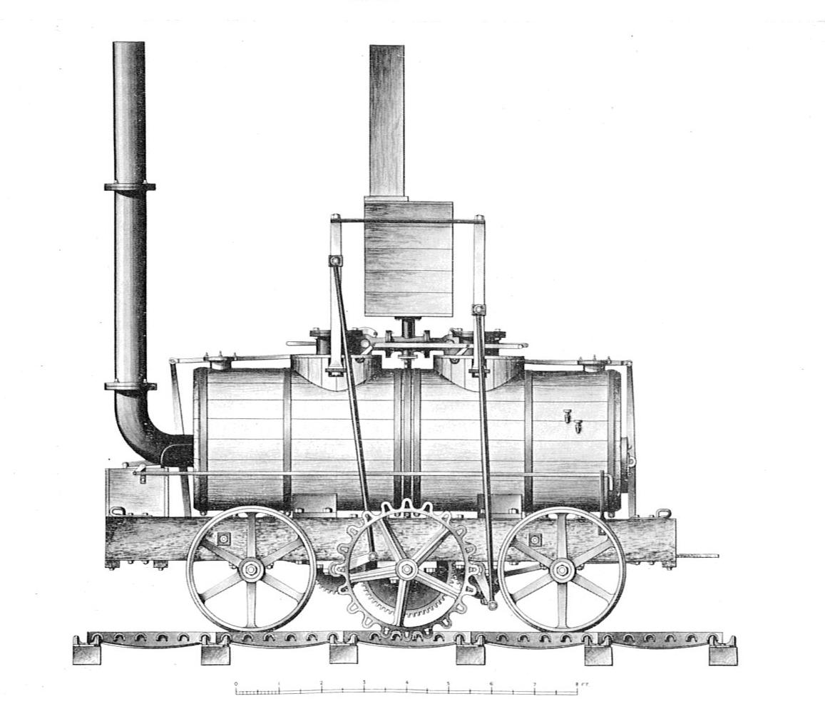 Wiki Steam Locomotive
