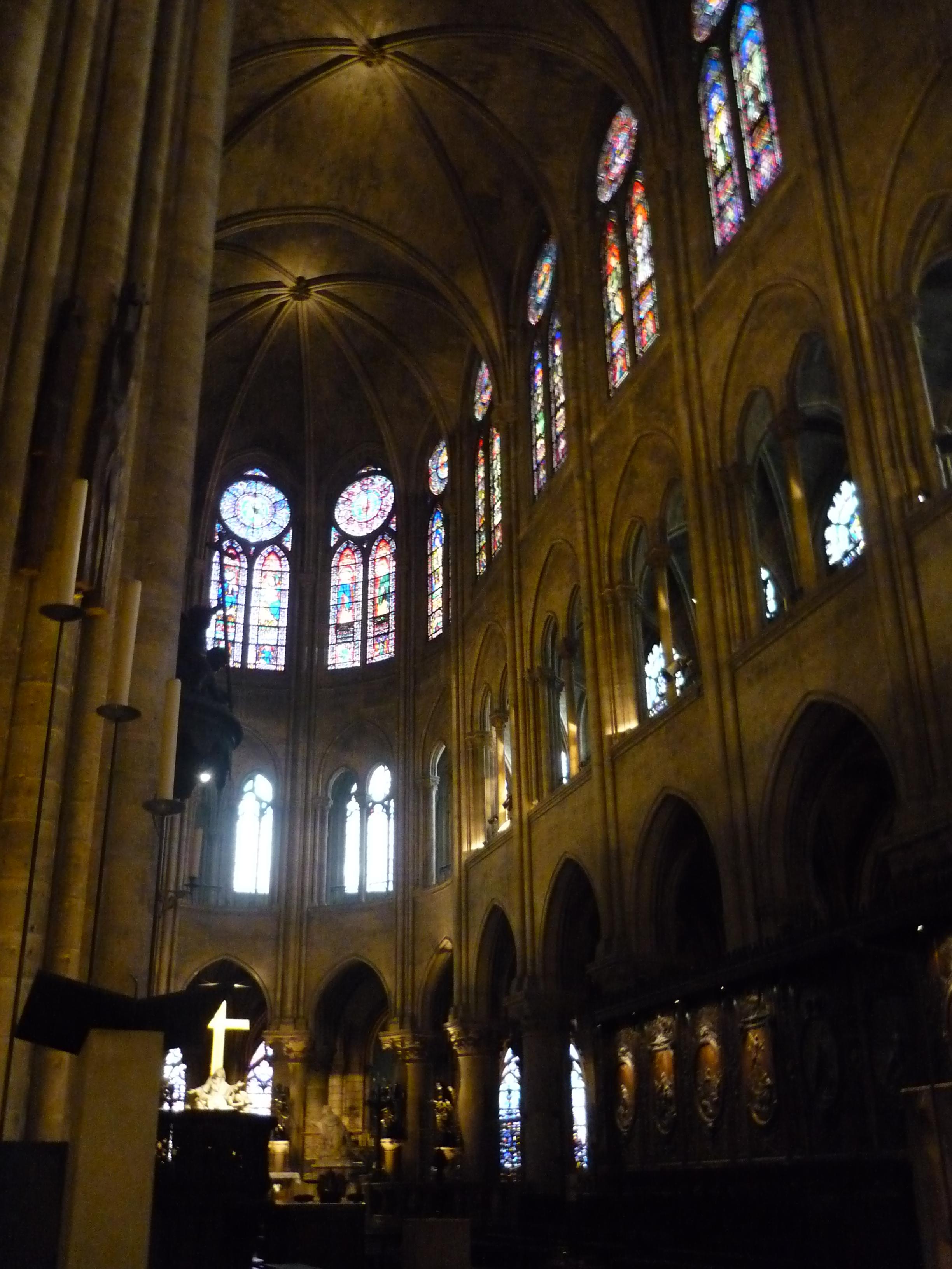 FileClerestory Of Apse Notre Dame Paris ZMJPG