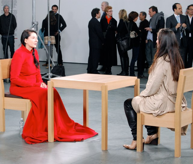 Filemarina Abramovic The Artist Is Present 2010 Jpg