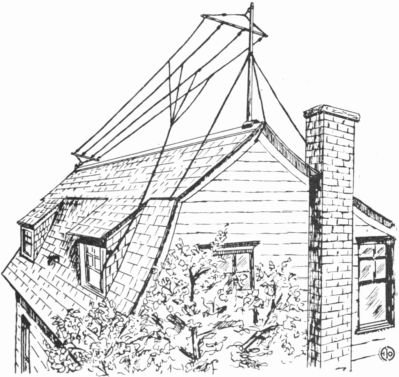 File Amateur Radio T Antenna
