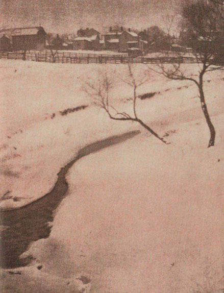 File:Clarence H White-Winter Landscape.jpg