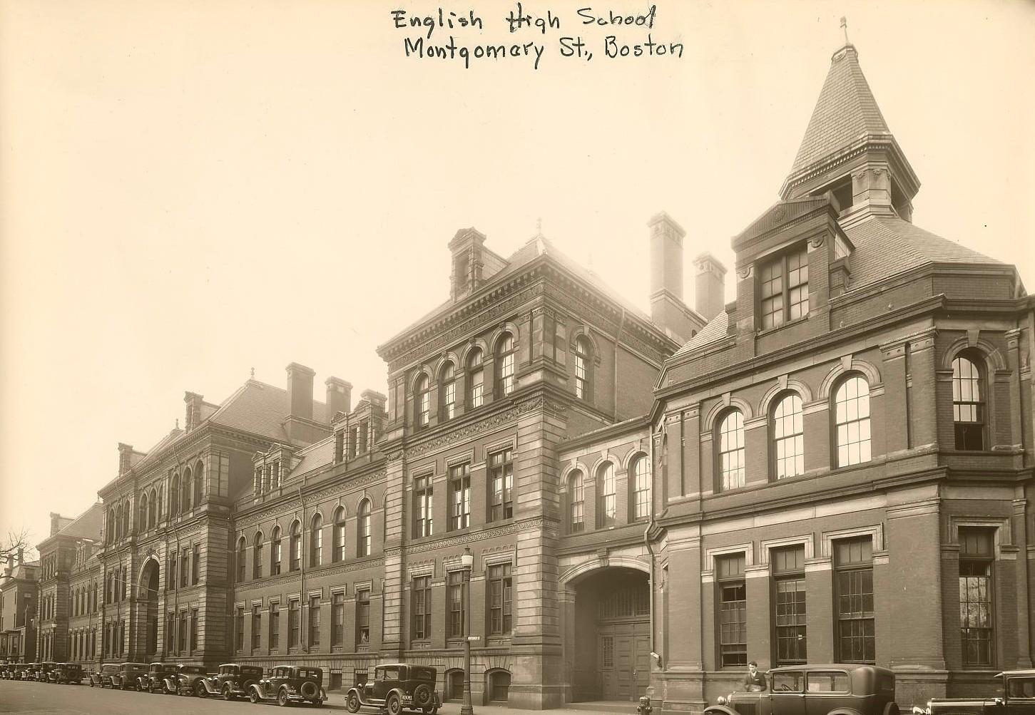 The English High School