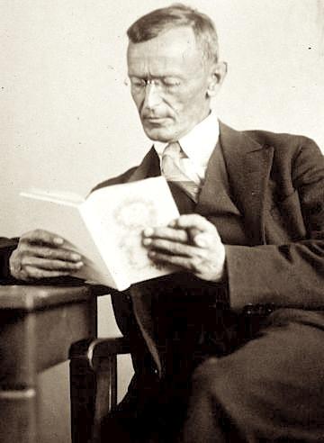 Hermann Hesse 1877 Calw 1962 Montagnola Tessin Deutsch