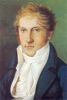 Autoportrait de Ludwig Spohr
