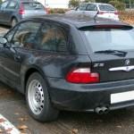 File Bmw Z3 Coupe Rear 20071126 Jpg Wikimedia Commons