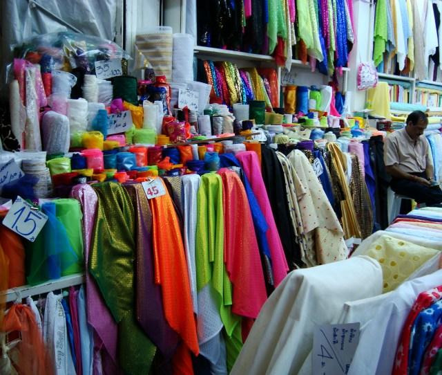 Filefabric Store In Sampeng Lane Samphanthawong District Bangkok Thailand Jpg