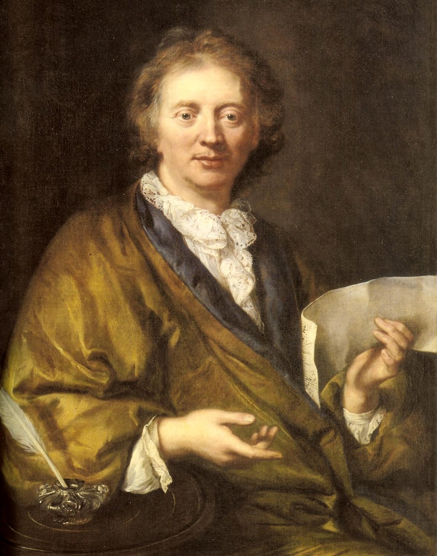 François Couperin (1668-1733), composer