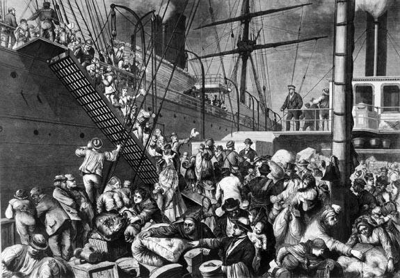 File:GermanEmigrantsBoardingAShipInHamburg.jpg