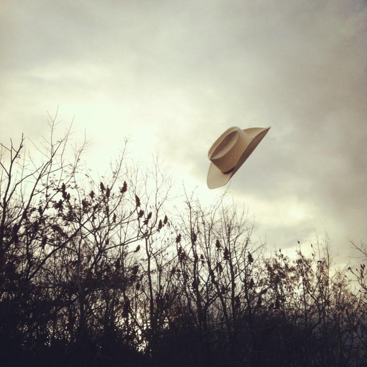 Image result for hat flying wind