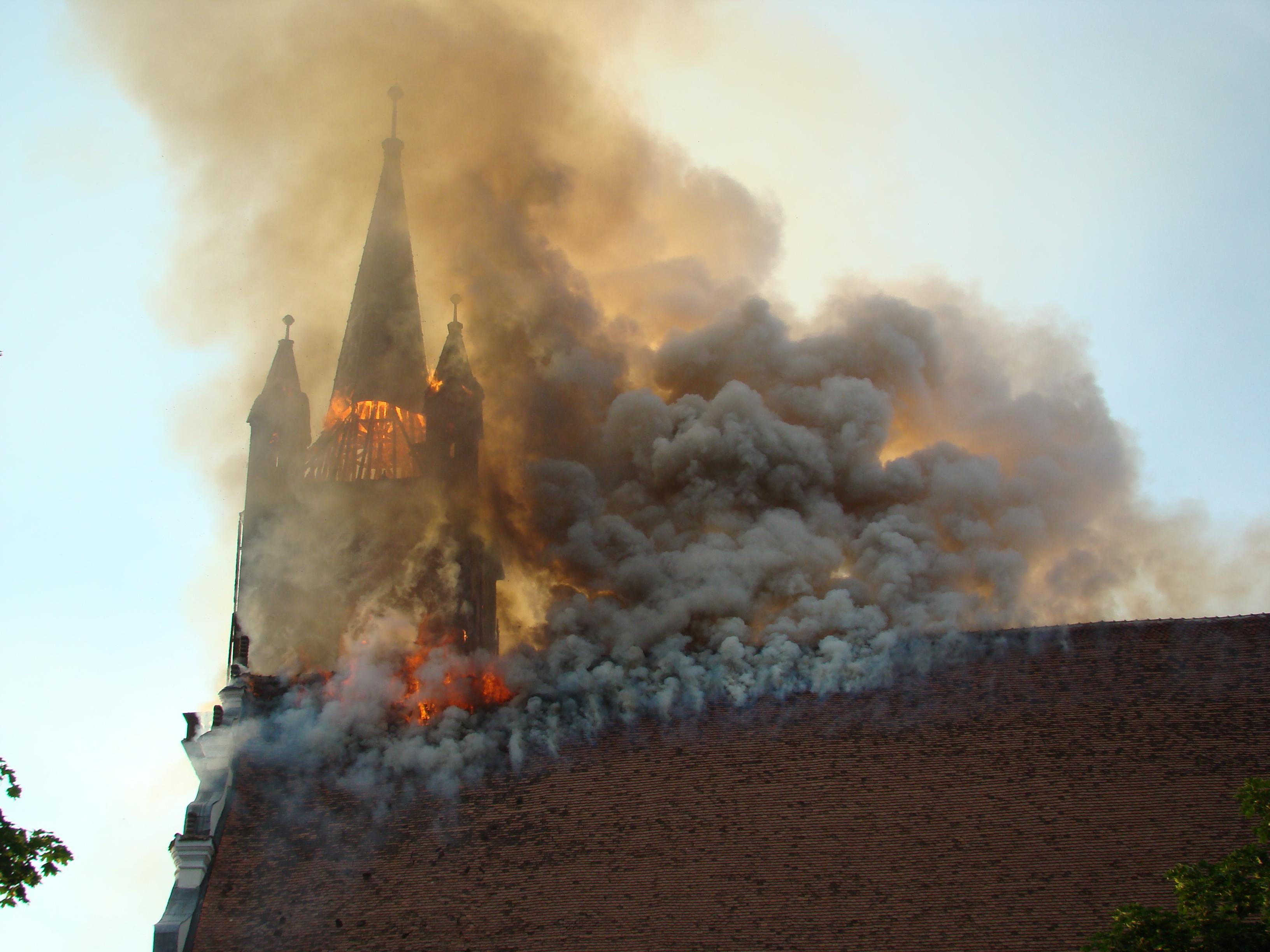 pyromaniac theology