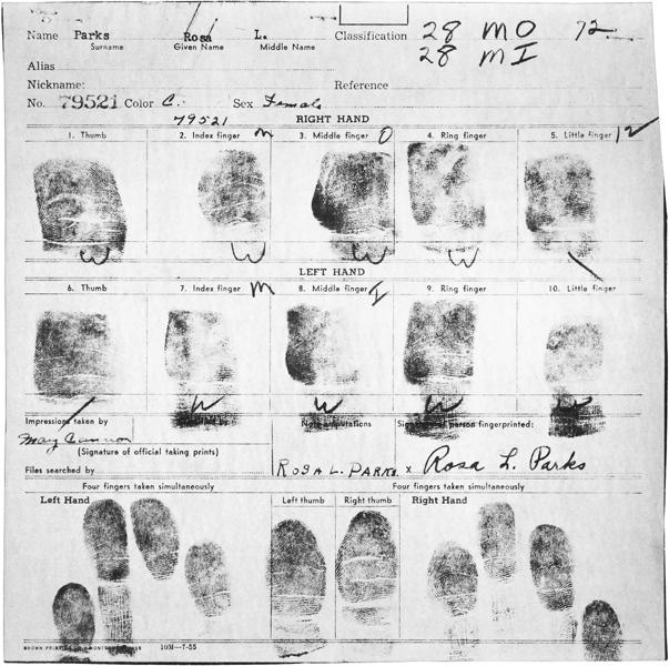 Arrest Records in Georgia