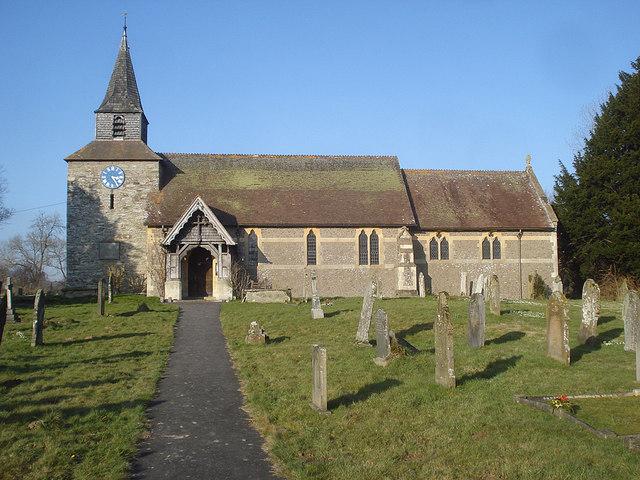 St Michael & All Angels Church Lingen