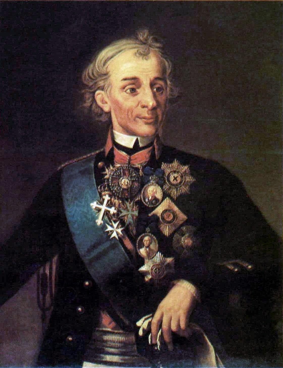 Александър Суворов