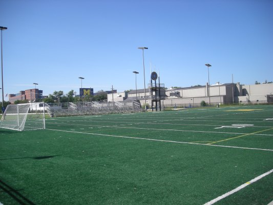 Image result for elbel field umich