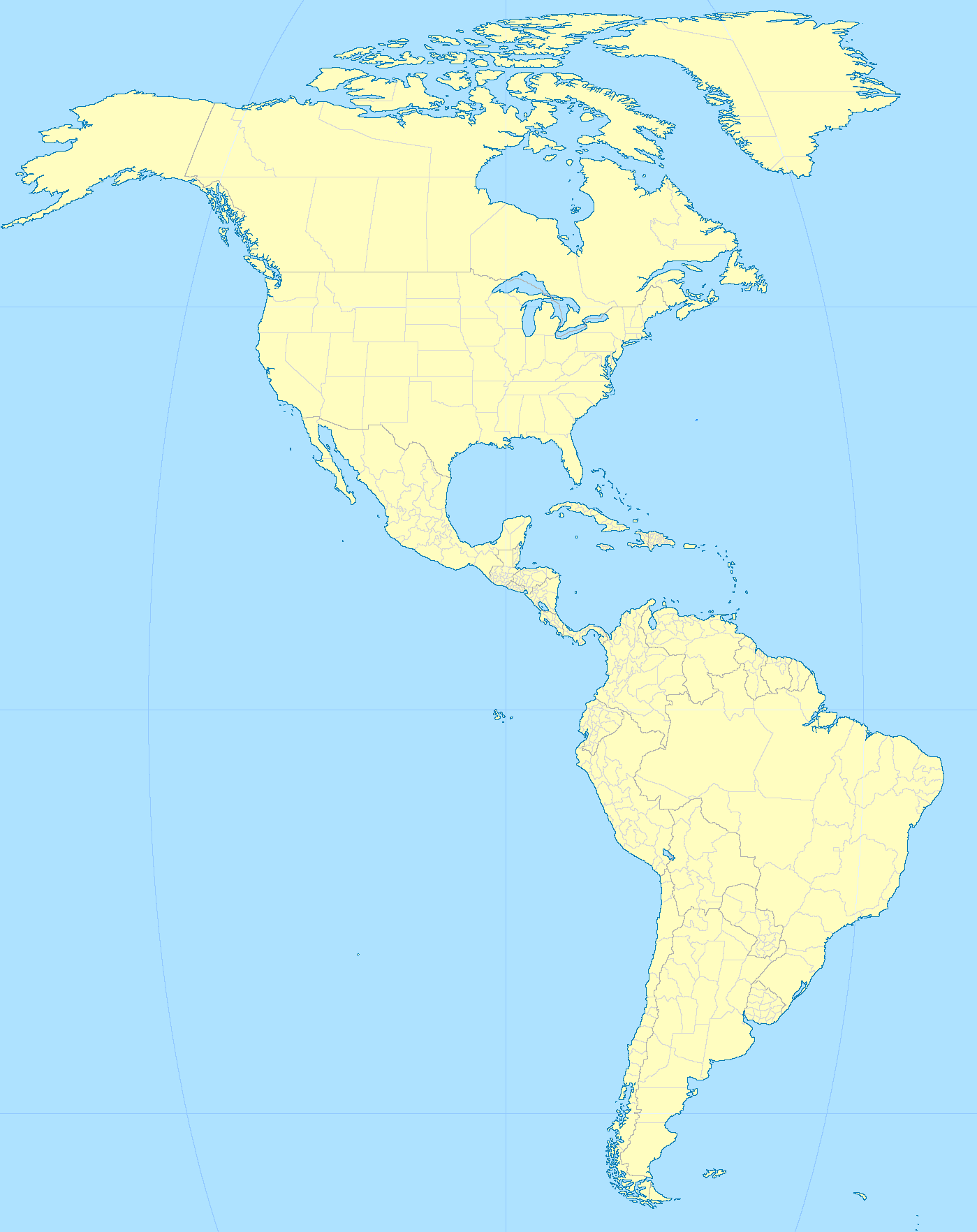 File Americas Blank Map