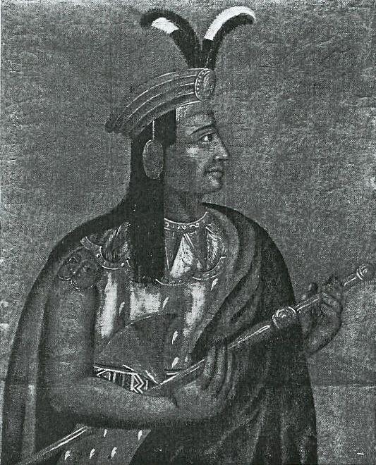 ritratto di atahualpa
