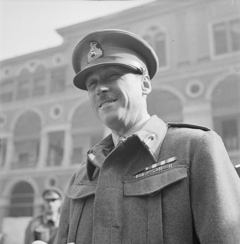 Brigadier John Charles Jock Campbell, VC. CO 7th Support Group, 1894 - 1942